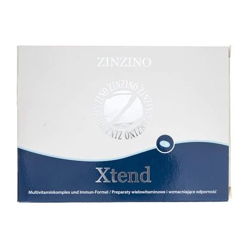 Zinzino Xtend Étrend-kiegészítő 60 db tabletta