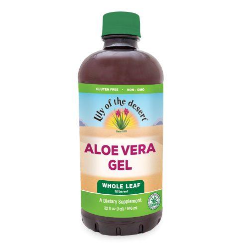 Lily Of The Desert Whole Leaf Aloe Vera Gél (teljes levél)946 ml